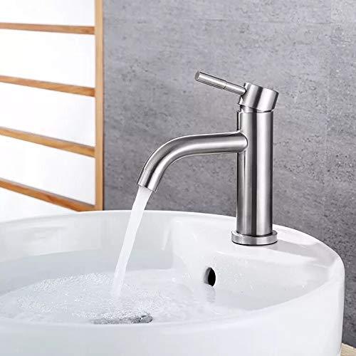 ROTOOY Becken Wasserhahn_304 Biegen Tsui Becken Wasserhahn 304 Einloch-Becken
