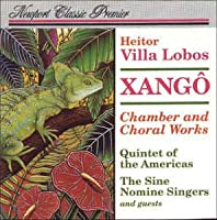 Xango: Chamber & Choral Works