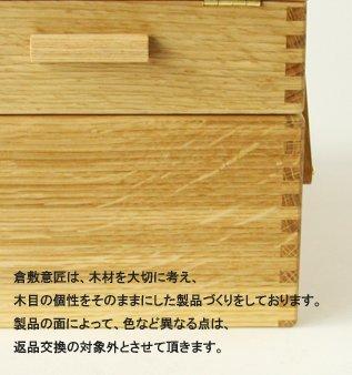 倉敷意匠『ならのソーイングボックス』