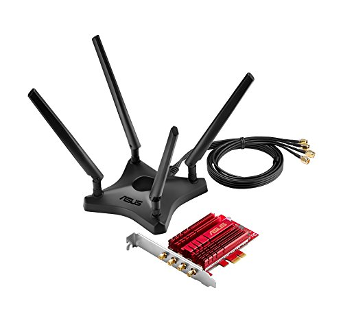 ASUS 4x4 802.11AC Wireless-AC3100