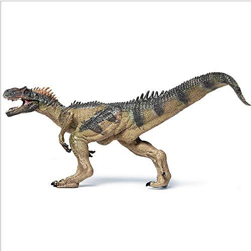 AKLDPD Largo 9.84 pulgadas Allosaurus Dinosaurio Modelo Toy Boy Room Jurassic Simulation Dinosaur World Modelo Boy Girl Plastic Dinosaur Toy