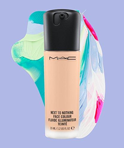 "'Mac Cosmetics, teint liquide ""Next To Nothing face color, 35 ml DARK DEEP"