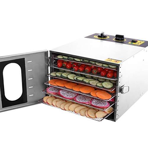 %33 OFF! ALWUD Food Dryer Machine, Timer Automatic Shut Off Dehydrators Dried Fruit Machine Adjustab...