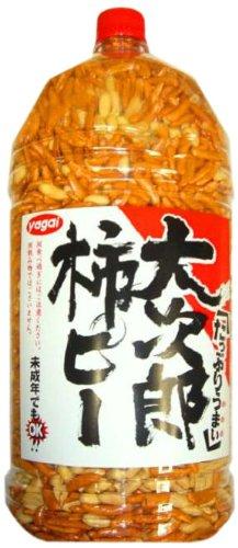 谷貝食品工業 大次郎柿ピー2.4kg