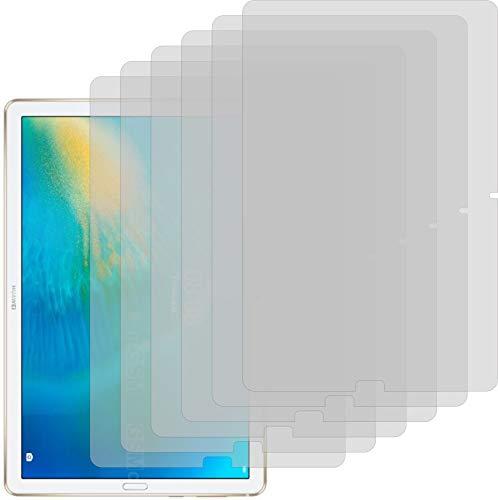 4ProTec I 6X Schutzfolie KLAR passgenau für Huawei MatePad 10.8 - Bildschirmschutzfolie Schutzhülle