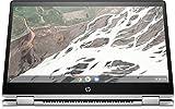 Hp Chromebook X360 14g1 Silver 35.6cm (14\') 1920x1080 Pixels Touch Screen 1.90ghz 8Thgen Intel Core I7 I7-8650U