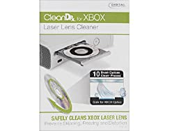 powerful Digital Innovation 4190 Cleaning Dr. Laser Lens Cleaner for 100Xbox 360