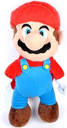 Super Mario Bro's Plush Backpack by boxed-gifts