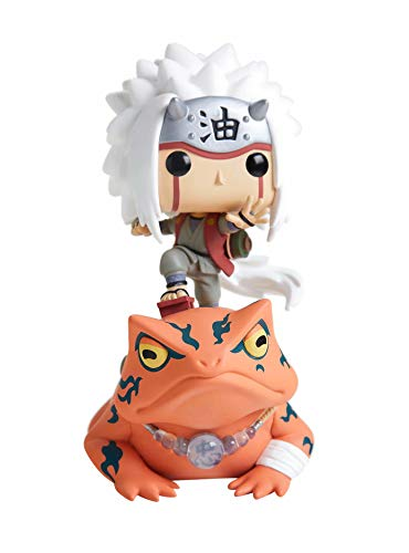Funko POP! Rides: Shonen Jump Naruto Shippuden #73 - Jiraiya on Toad H.T. Exclusive