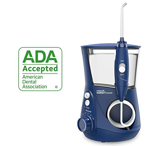 Waterpik Water Flosser Electric Dental Countertop Professional Oral Irrigator For Teeth