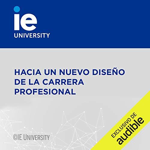 Diseño de la portada del título Hacia un Nuevo Diseño de la Carrera Profesional (Narración en Castellano)