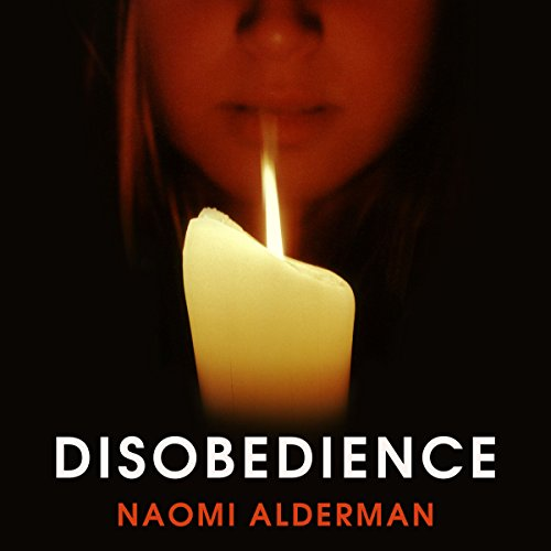 Disobedience audiobook cover art