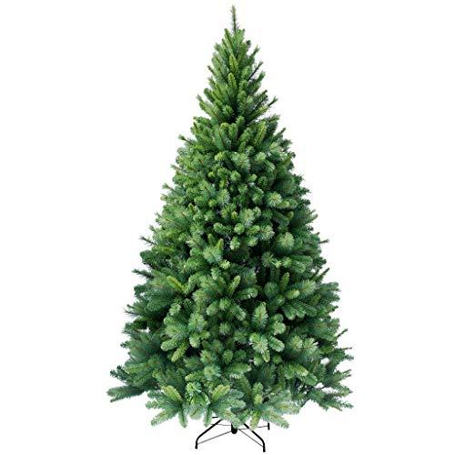 RS Trade HXT 1101 künstlicher Weihnachtsbaum 180 cm (Ø ca. 106 cm) mit 824 Spitzen und...