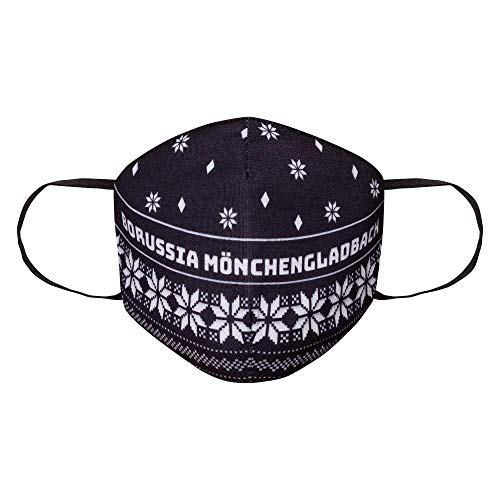Borussia Mönchengladbach Mundschutz, Mund-Nasen-Schutz, Gesichtsmaske X-Mas, 207516