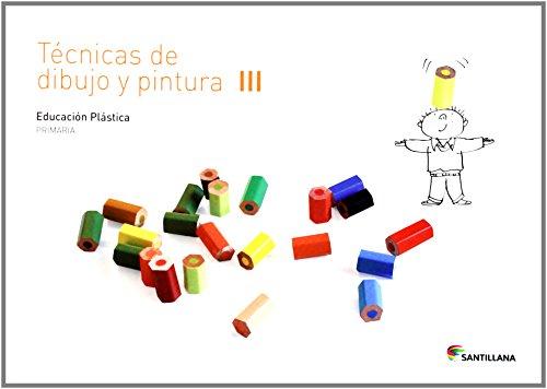 CUADERNO TECNICAS DE DIBUJO Y PINTURA III 3 PRIMARIA - 9788468017686