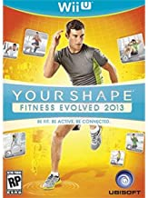 The Best Your Shape Fitness Evolved - Fitness Game - Wii U-18740 - Your Shape Fitness Evolved is designed with variety in mind, so you're losing inches in your waistline, not losing interest in your workout. Choose from 125 workouts and 215 moves that focus on cardio, strength building, stretching, relaxation, or help you burn calories while you dance. Create a customized four-week fitness program with trackable goals and Daily-Do's that help you reach your goals. Get motiva