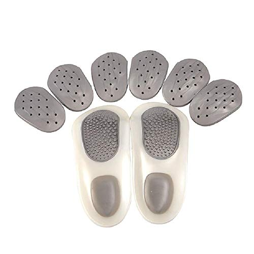 HUWAI-F Federleichter Schuheinlagen Orthopädische Laufkomfort Für Füße,Komfort Einlegesohlen Fersensporn Für Plattfüße,Plantar Fasciitis,Fußschmerz,euphoric Feet Einlegesohlen