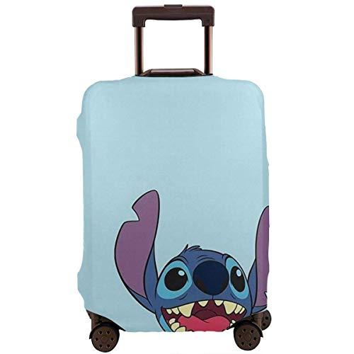 Funda protectora para equipaje de viaje Lilo y Stitch para equipaje de 45 a 81 cm