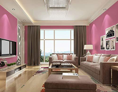 Papel pintado autoadhesivo impermeable y a prueba de humedad habitación decoración de dormitorio pegatinas de pared cálidas pared de fondo 60 CM * 10 M A