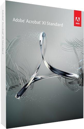 Adobe Acrobat XI Standard - Autoedición (ENG, 1587 MB, 512 MB, 1300 MHz, PC, .)