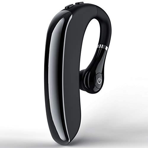 Auriculare Bluetooth V5.0 Con 22 Horas de Tiempo de Conversación, Auriculare Inalámbricos Manos...