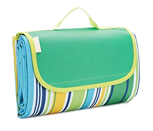 Outdoor Beach Blanket/Poche Compact étanche et Preuve Sable Mat pour Le Camping, randonnée, Pique-Nique #34
