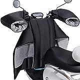PROTECCIÓN DE Pierna Protección Motocicleta Cubierta de la Pierna Edredón Manta Calentador de Rodilla Impermeable Invierno Cálido Resistente al frío Cubierta