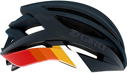 Giro Syntax 2020 - Casco para Bicicleta de Carreras, Color Azul