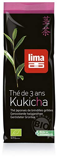Lima Bio Kukicha Grüner Tee (6 x 150 gr)
