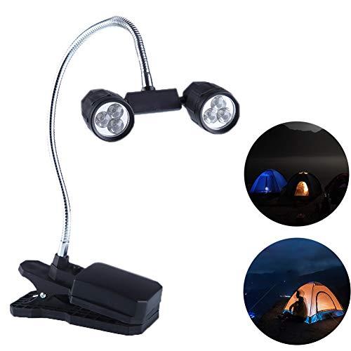 BBQ Schwarz LPxdywlk Grill Licht Biegbar Tragbar Outdoor Camping Grill Grill USB LED Licht Magnetlampe Einfach Zu Verwenden F/ür Picknick Camping