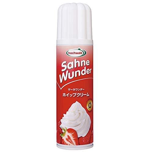 SKWイーストアジア) ザーネワンダー・ホイップクリーム250ml