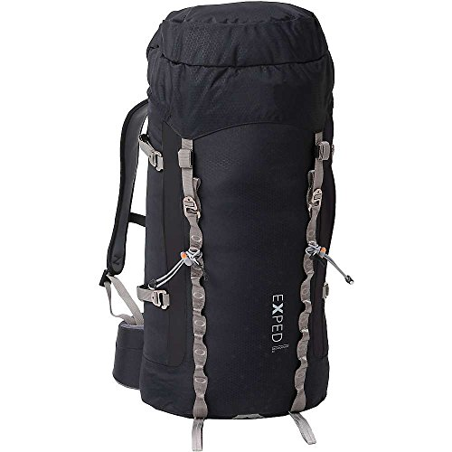 Exped Backcountry 45, black, M