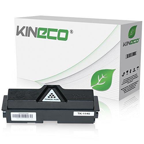 Toner kompatibel zu Kyocera TK-1140 für Kyocera Ecosys M2535dn, Ecosys M2035dn, FS-1035MFP/DP, FS-1135MFP, Schwarz 7.200 Seiten