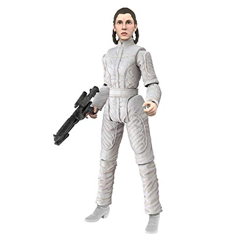 STAR WARS The Vintage Collection - Figura de Princesa Leia Organa (Bespin Escape), 9,5 cm de Empire Strikes Back