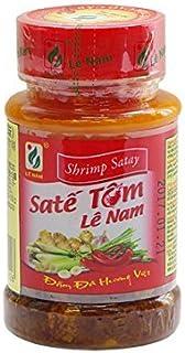 Xin chao。ベトナム(シンチャオ。ベトナム) ベトナムラー油(エビ味)サテトム 100gシンチャオ 辣油 辛味