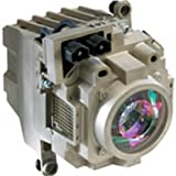 Ue Lamp Originals VLT-HC910LP OEM Bulb in a Compatible Housing Projector