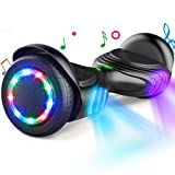 TOMOLOO Hoverboard Bluetooth LED Lights...