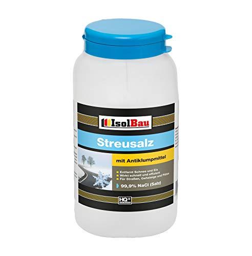 Streusalz 99,9% NaCl Salz Auftausalz Streumittel Tausalz Streugut Winterstreu 5 kg
