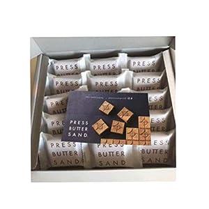 PRESS BUTTER SAND プレス お菓子 おかし クッキー プレスバターサンド 人気 東京 土産 ランキング 15個入り