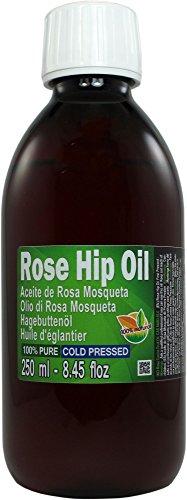 Aceite Rosa Mosqueta 250ml (un cuarto litro) 100% Puro Orige