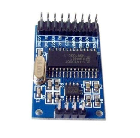 SJA1000 + PCA82C250 CAN Kommunikationsmodul Gute Qualität