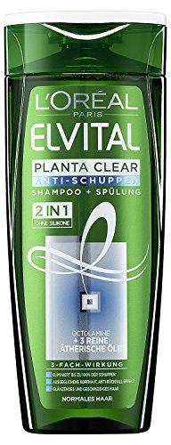 El Vital Loreal Planta Clear Anti-Schuppen Shampoo + Spülung 2 in1 300 ml