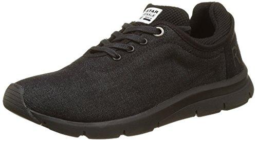 G-STAR RAW Damen Grount Sneaker, Schwarz (Black 990), 38 EU