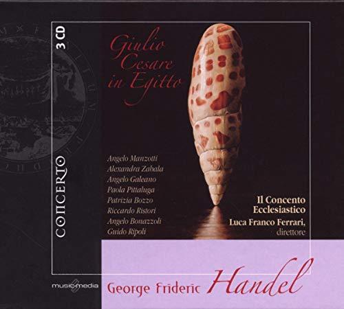 Giulio Cesare In Egitto (Opera Completa)(Box3Cd)