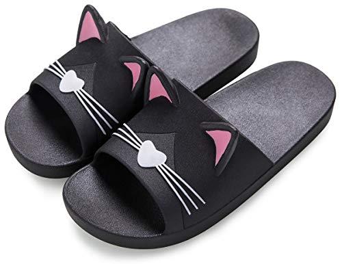 Vunavueya Sandalias y chanclas para Unisex Niños y Adulto | Niño Niña Zapatos de Playa y Piscina Mujer Hombre Zapatillas Baño de Estar por Casa Verano