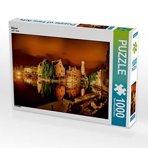 CALVENDO Puzzle Dijver 1000 Teile Lege-Größe 64 x 48 cm Foto-Puzzle Bild von Monika Schöb
