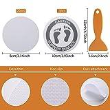 Zoom IMG-2 soulpala 30 sticker antiscivolo circolari