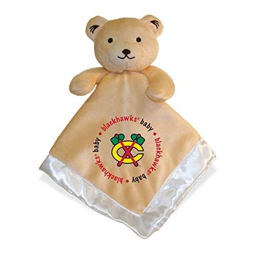 Baby Fanatic NHL Chicago Blackhawks Unisex CBL701Security Bear - Chicago Blackhawks, See Description, See Description