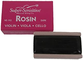 Super Sensitive Dark Violin Rosin