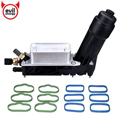 oil filter catch adapter - 4